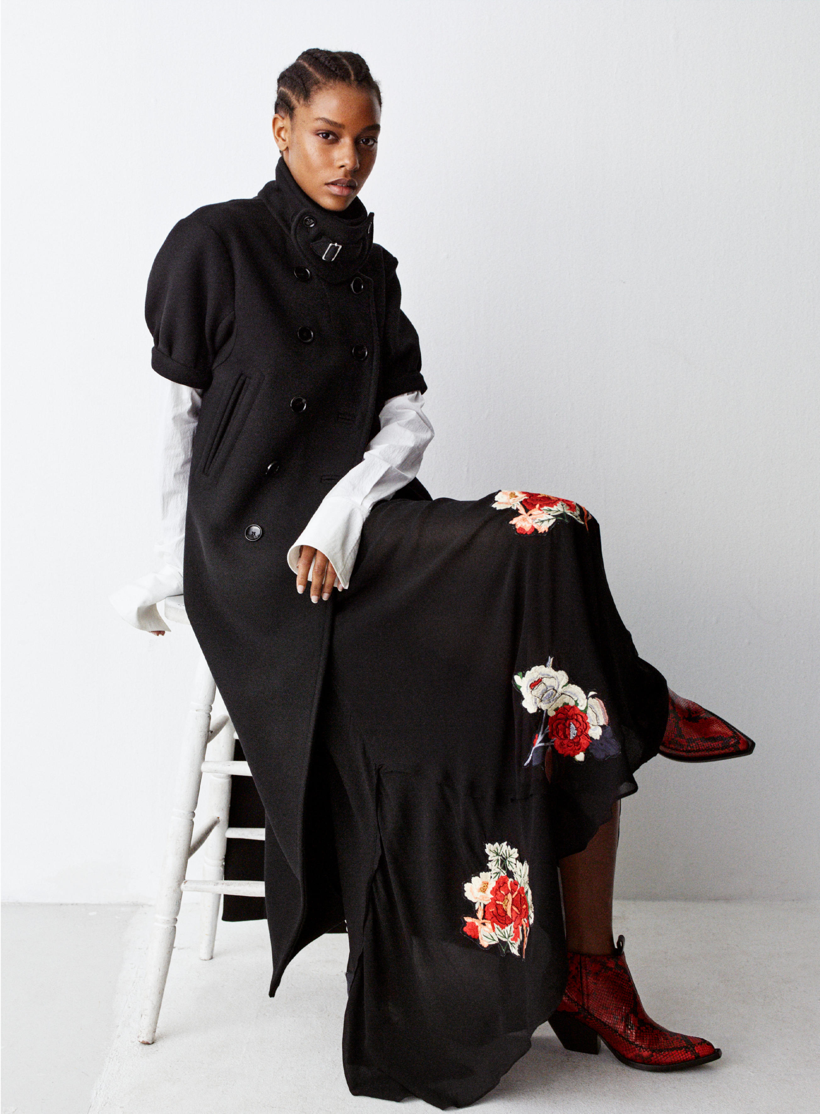 H&M Studio Fall Winter 2016 Women's Lookbook (2)